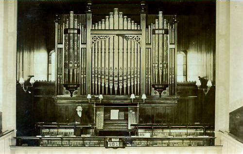 The Chapel Organ