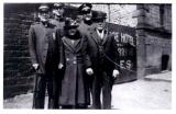 Capt. Ayres, Lt. Johnson & Mr. & Mrs. Rowland on Meal Street.