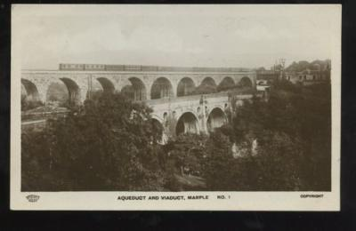 Aqueduct and Viaduct, Marple.jpg