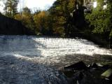 Torr Mill Weir.