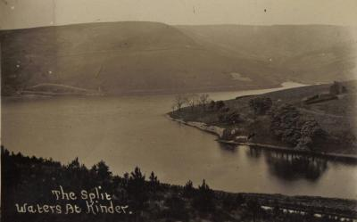 Kinder Reservoir.