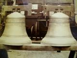 The bells for St George's Church