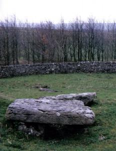 A Chambered Tombs at Minninglow.