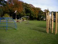 New Play Equipment at High Lee Park
