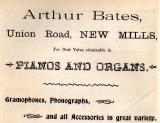 Arthur Bates, Union Road.