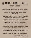 Queen's Arms Hotel.