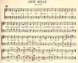 New Mills song.