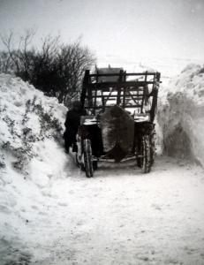Rowarth Winter 1955.