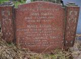 George Smith - Hayfield Cemetery.